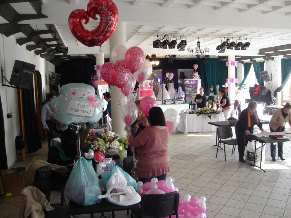 Esküvő kiállítás Budakalászon
