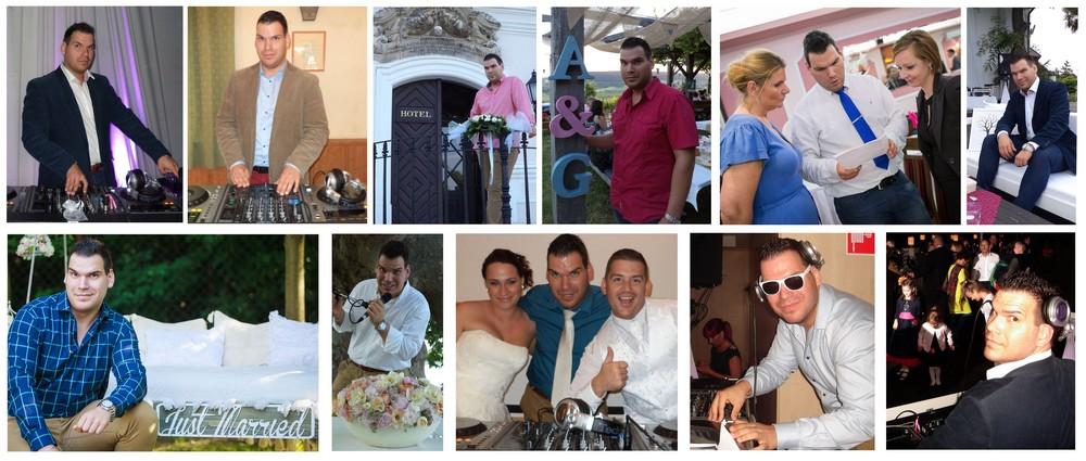 Esküvői DJ árak - Major Vince